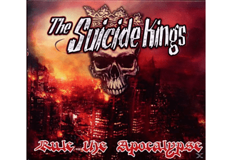 The Suicide Kings - Rule The Apocalypse - (CD)