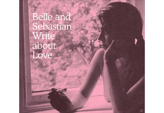 Belle and Sebastian - Write About Love [CD]