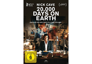 20.000 DAYS ON EARTH - (DVD)