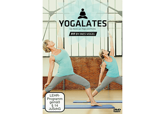 Yogalates - (DVD)