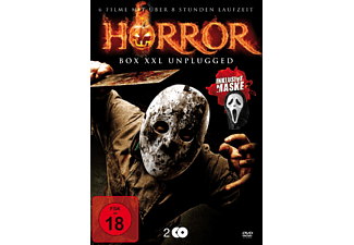Horror Box XXL Unplugged inkl. Maske (6 Filme) - (DVD)