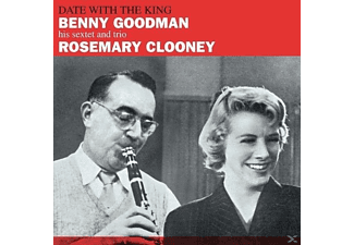 Clooney, Rosemary / Goodman, Benny - Date With The King / Mr. Benny Goodman [CD]