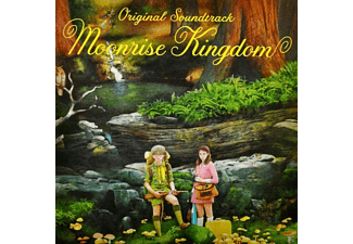 OST/VARIOUS - Moonrise Kingdom (Original Soundtrack) [CD]