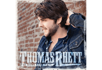 Thomas Rhett - It Goes Like This [CD]