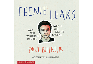 Teenie-Leaks - (CD)