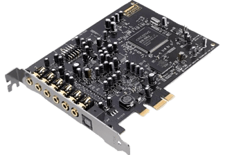 CREATIVE 70SB155000001 Sound Blaster Audigy RX, Soundkarte
