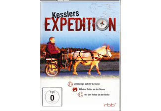 Kesslers Expedition - Vol. 3 [DVD]