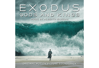 Alberto Iglesias - Exodus - Gods And Kings - Original Motion Picture Soundtrack (CD)