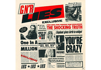 Guns N' Roses - G'n'r Lies, The Drugs, The Sex - (CD)