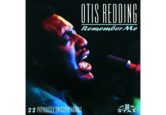 Otis Redding - Remember Me - (CD)