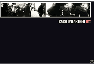 Johnny Cash - Unearthed [CD]