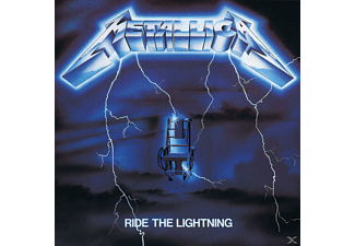 Metallica - Ride The Lightning (CD)