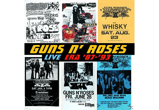 Guns N' Roses - Live Era '87-'93 [CD]