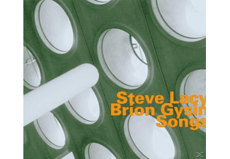 Steve Lacy (Sopran sax, voice on Blue Baboon), Ste - Songs - (CD)