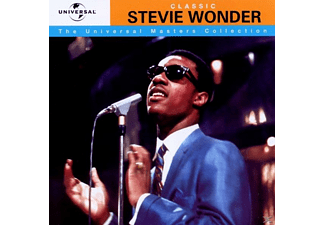 Stevie Wonder - CLASSIC MASTERS COLLECTION [CD]
