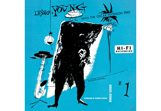 Oscar Peterson, Young, Lester / Peterson, Oscar - Lester Young With The Oscar Peterson Trio - (CD)