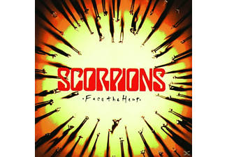 Scorpions - Face The Heat - (CD)