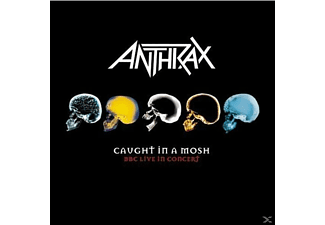 Anthrax - Caught In A Mosh-Bbc Live In Concert - (CD)