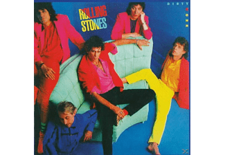 The Rolling Stones - Dirty Work (2009 Remastered) - (CD)