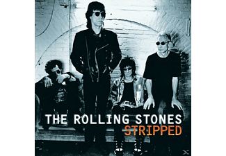 The Rolling Stones - STRIPPED (2009 REMASTERED) [CD]