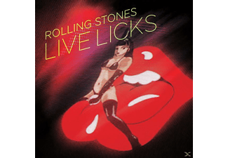 The Rolling Stones - Live Licks (2009 Remastered) - (CD)