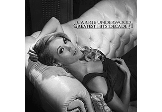 Carrie Underwood - Greatest Hits - Decade #1 (CD)