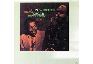 Ben Webster - Ben Webster Meets Oscar Peterson (Vme) - (CD)