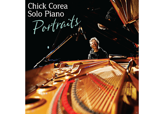 Chick Corea - Solo Piano Portraits - (CD)