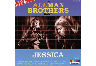 The Allman Brothers Band - Bc Jessica - (CD)