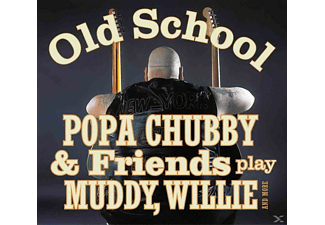 Popa Chubby - Old School - (CD)