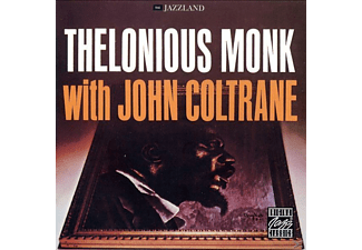 John Coltrane, Monk, Thelonious / Coltrane, John - Thelonious Monk With John Coltrane - (CD)