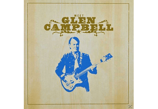 Glen Campbell - Meet Glen Campbell (2012 Re-Issue) - (CD)