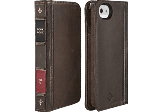 TWELVE SOUTH iPhone 5/5S BookBook - Brun