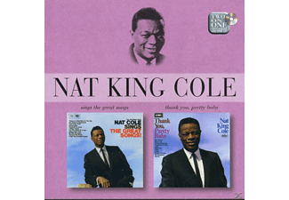 Nat King Cole - Sings The Great Songs/Thank [CD]