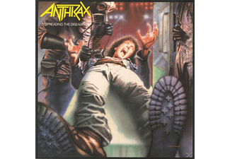 Anthrax - SPREADING THE DISEASE [CD]