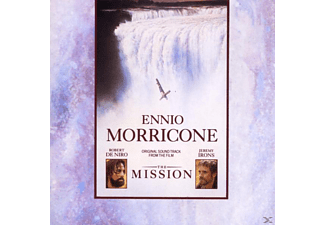 Ennio Morricone - Mission - (CD)