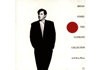 Bryan Ferry - ULTIMATE COLLECTION [CD]