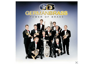 German Brass - Power Of Brass [CD]