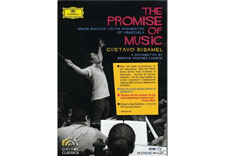 VARIOUS, Gustavo/simon Bolivar Youth Orchestra Dudamel - THE PROMISE OF MUSIC - DOCUMENTARY [DVD]