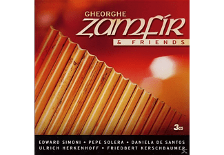 VARIOUS - Gheorghe Zamfir And Friends - (CD)