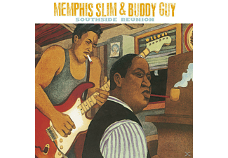 Buddy / Memphis Slim Guy - SOUTHSIDE REUNION [CD]