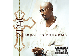 2Pac - LOYAL TO THE GAME - (CD)