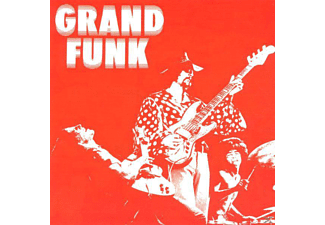 Gr Funk Railroad - The Grand Funk Railroad [CD]