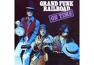 Gr Funk Railroad, Grand Funk Railroad - On Time - (CD)
