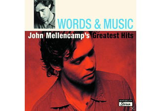 John Mellencamp - WORDS - (CD)