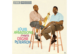 Oscar Peterson, Armstrong, Louis / Peterson, Oscar - Louis Armstrong Meets Oscar Peterson [CD]