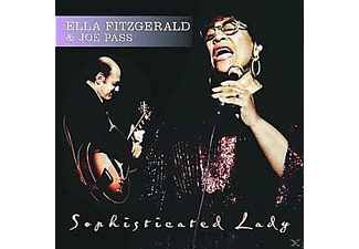 Ella Fitzgerald, Fitzgerald, Ella / Pass, Joe - Sophisticated Lady [CD]