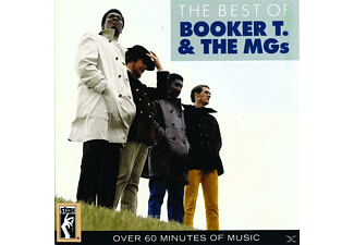 The Mg's, Booker T. & The M.G.'s - Best Of Booker T.& The Mg's [CD]