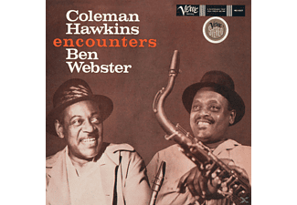 Coleman Hawkins, Webster, Ben / Hawkins, Coleman - Coleman Hawkins Encounters Ben Webster - (CD)