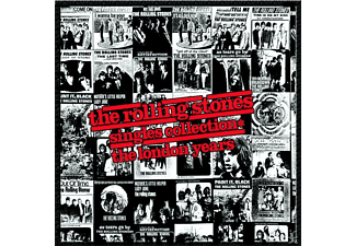 The Rolling Stones - THE SINGLES COLLECTION (THE LONDON YEARS) - (CD)